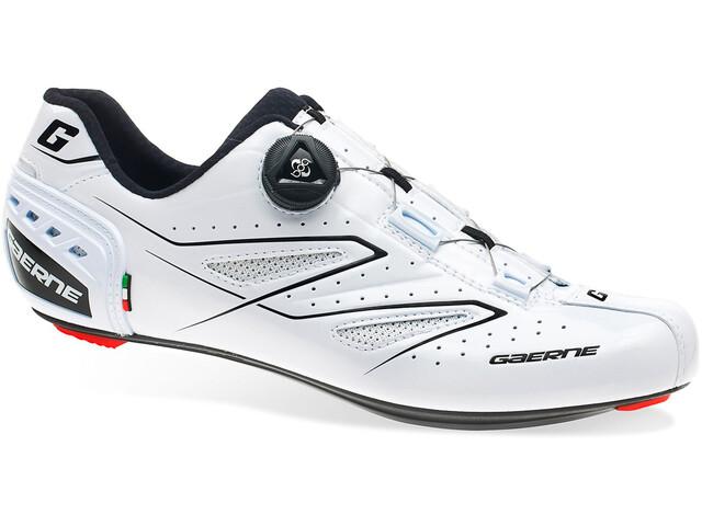 Gaerne Carbon G.Tornado kengät Miehet, white